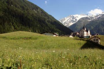 village suisse (réf : tmb288)