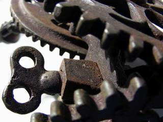 gear key