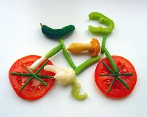 eat healthy! - fototapety na wymiar