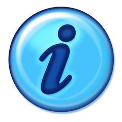 information web button
