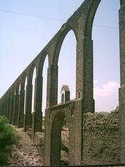aqueduc mexicain