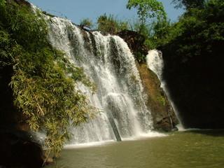 cascade, cambodge