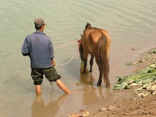 a la riviere, cambodge
