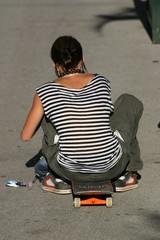 femme skatte