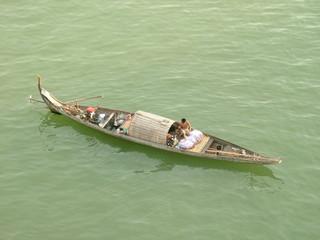 bateau, cambodge