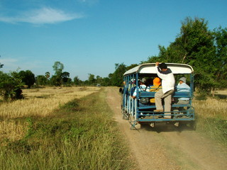 transport, laos