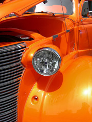 antique orange