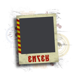 photo frame enter website (with path)