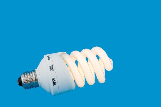luminescent energy-saving lamp