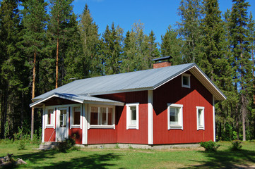 finnish house