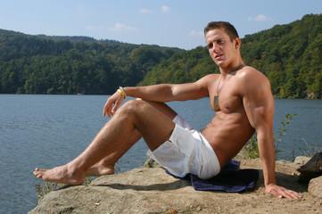 bsaches nude boy