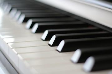 piano keys - clavier de piano