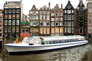 Fototapeten Amsterdam amsterdam tourism