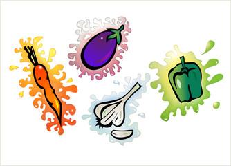 vegetable clip-art