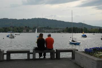 lake view romance