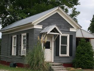 gray shack