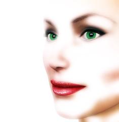 women's face 6