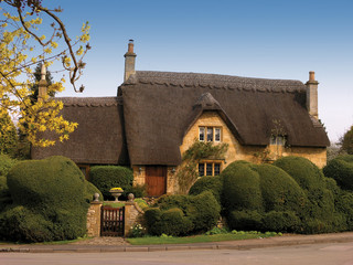 thatched house in chipping campden