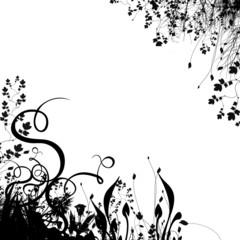 floral background #2
