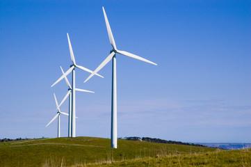 starfish hill wind turbines