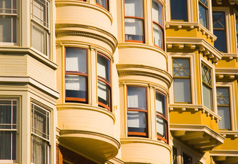 Foto op Canvas San Francisco san francisco urban architecture