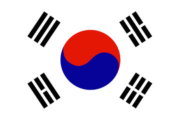 flag of south korea