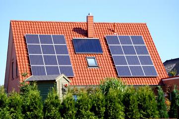 photovoltaik an wohnhaus
