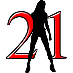 sexy number_21