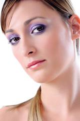 violet look