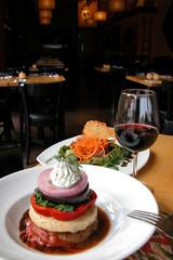 vegetarian dining