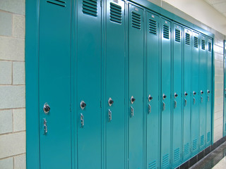 school lockers 2