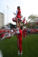 cheerleader lift
