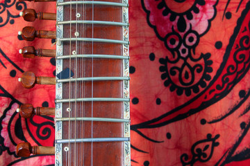 old sitar