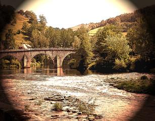 pont d'ancien temps