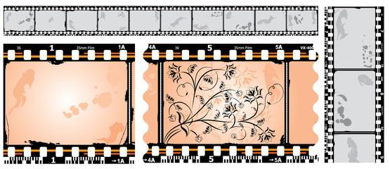 photographic film, filmstrip