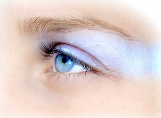 paint eye