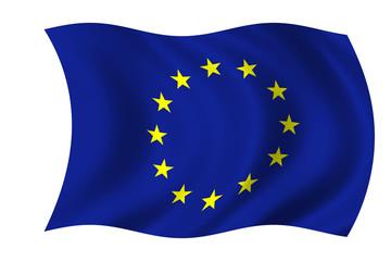 europa eu flagge