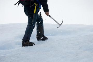ice hiker