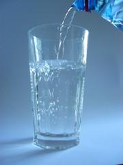 glas wasser