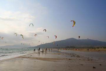 kite surf à tarifa