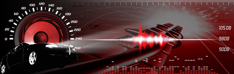 car sound systems banner