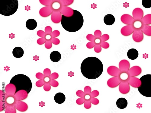Pretty pink flower wallpaper stock photo and royalty free images pretty pink flower wallpaper voltagebd Images