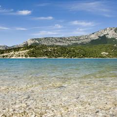 plage du lac de sainte croix