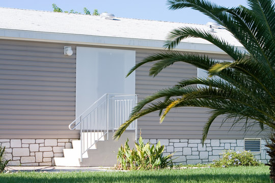 hurricane protection poly panels