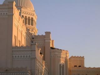algeria square mosque