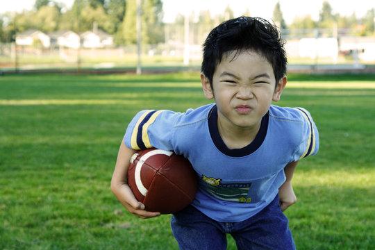 sporty boy