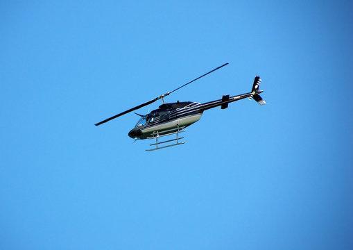 bell 206 heicopter
