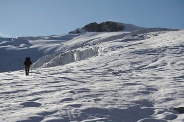 the climb in the cordillera blanca_1