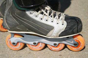 inline hockey schuh