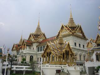the grand palace bangkok thailand south east asia